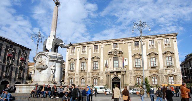 Palazzo degli Elefanti, arriva il covid 19.