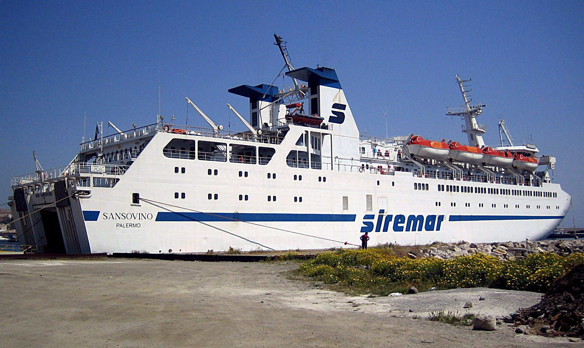 Siremar acquisita da Caronte&Torist e Ustica Lines