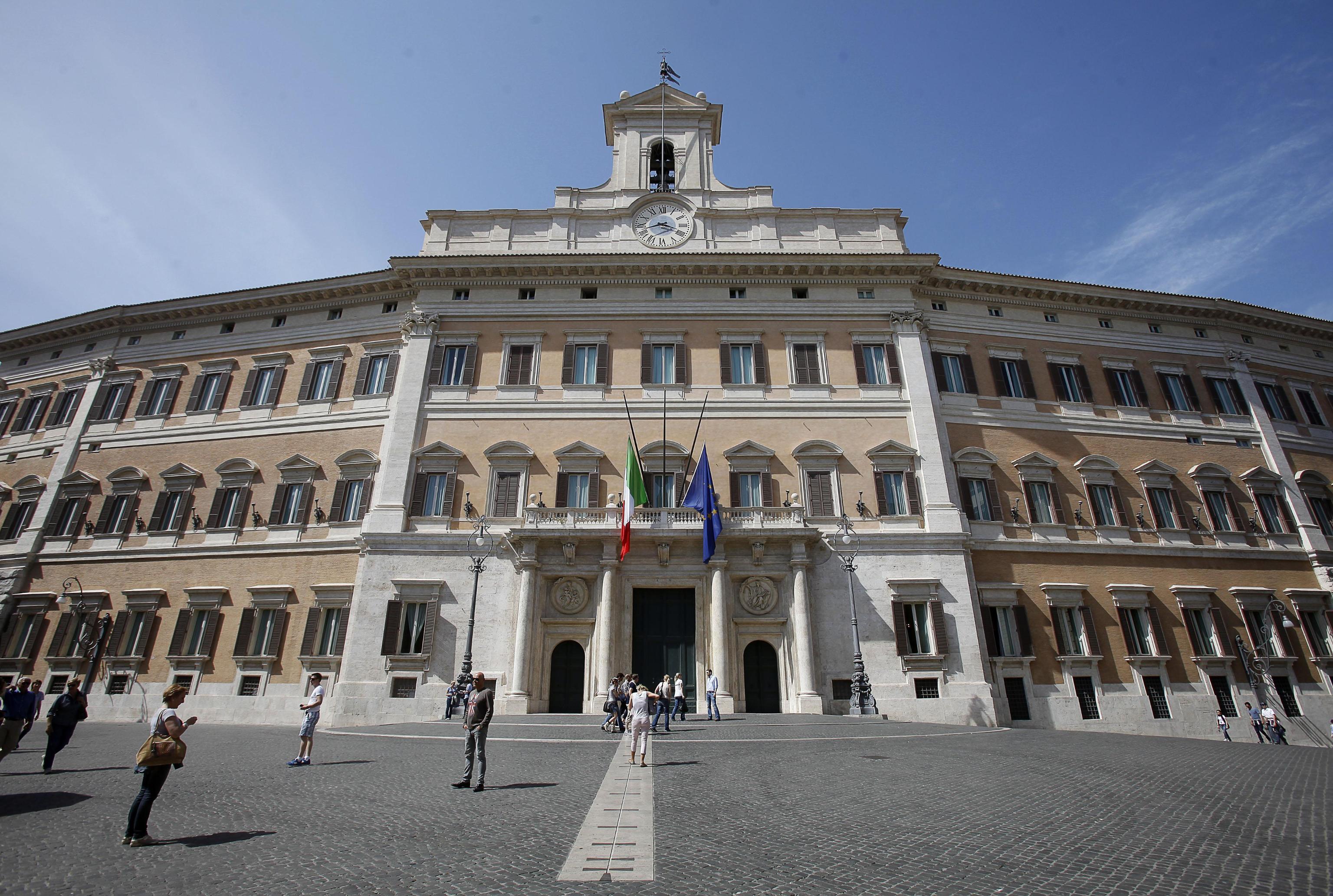 A camere sciolte la riduzione dei deputati ars live sicilia for Rassegna stampa camera deputati