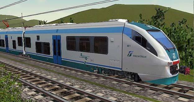 Inaugurato il treno Minuetto: in tre ore da Catania a Palermo$