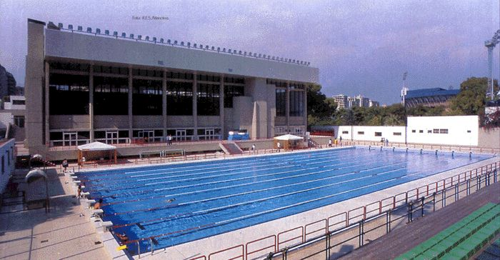 Intitolata a ottavio garajo la piscina olimpica live sicilia - Piscina mantova ...