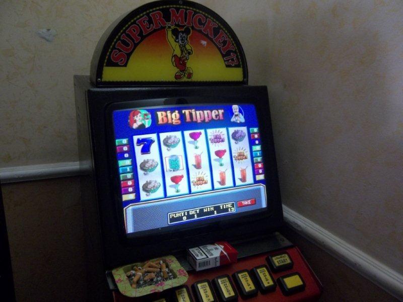 big tipper slot machine