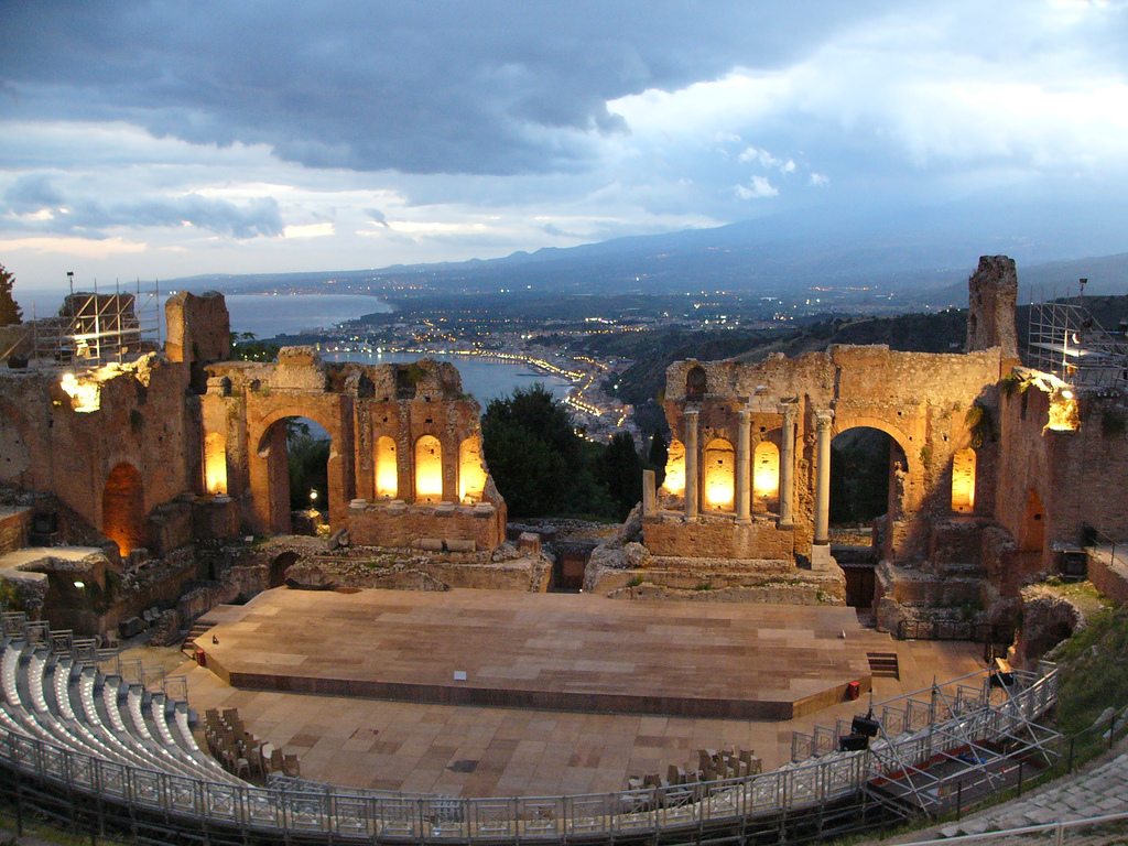 Risultati immagini per immagine di beni culturali in sicilia