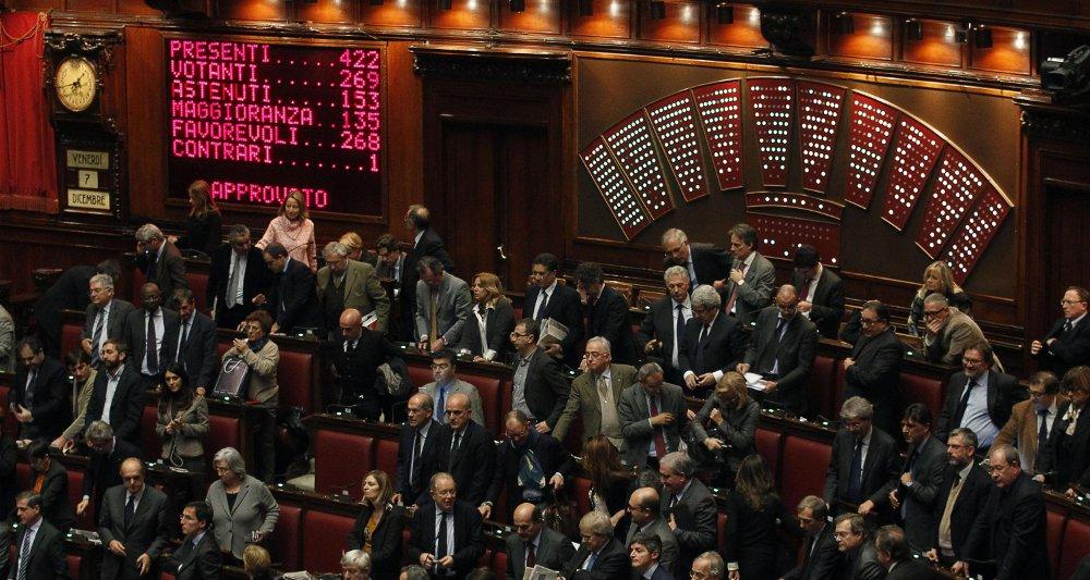 I 52 deputati siciliani live sicilia for Deputati del pd