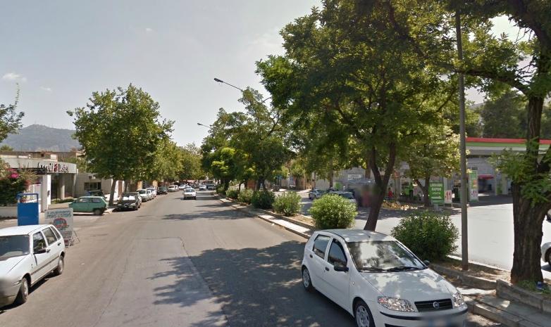 Palermo: commando armato fa irruzione in una villa in viale Michelangelo