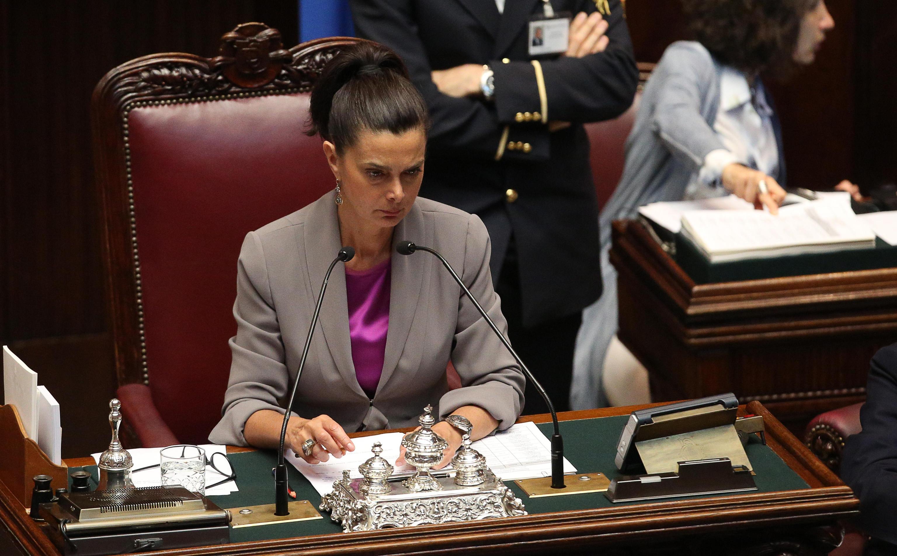 Ius soli boldrini i nati in italia sono italiani for Presidente della camera attuale