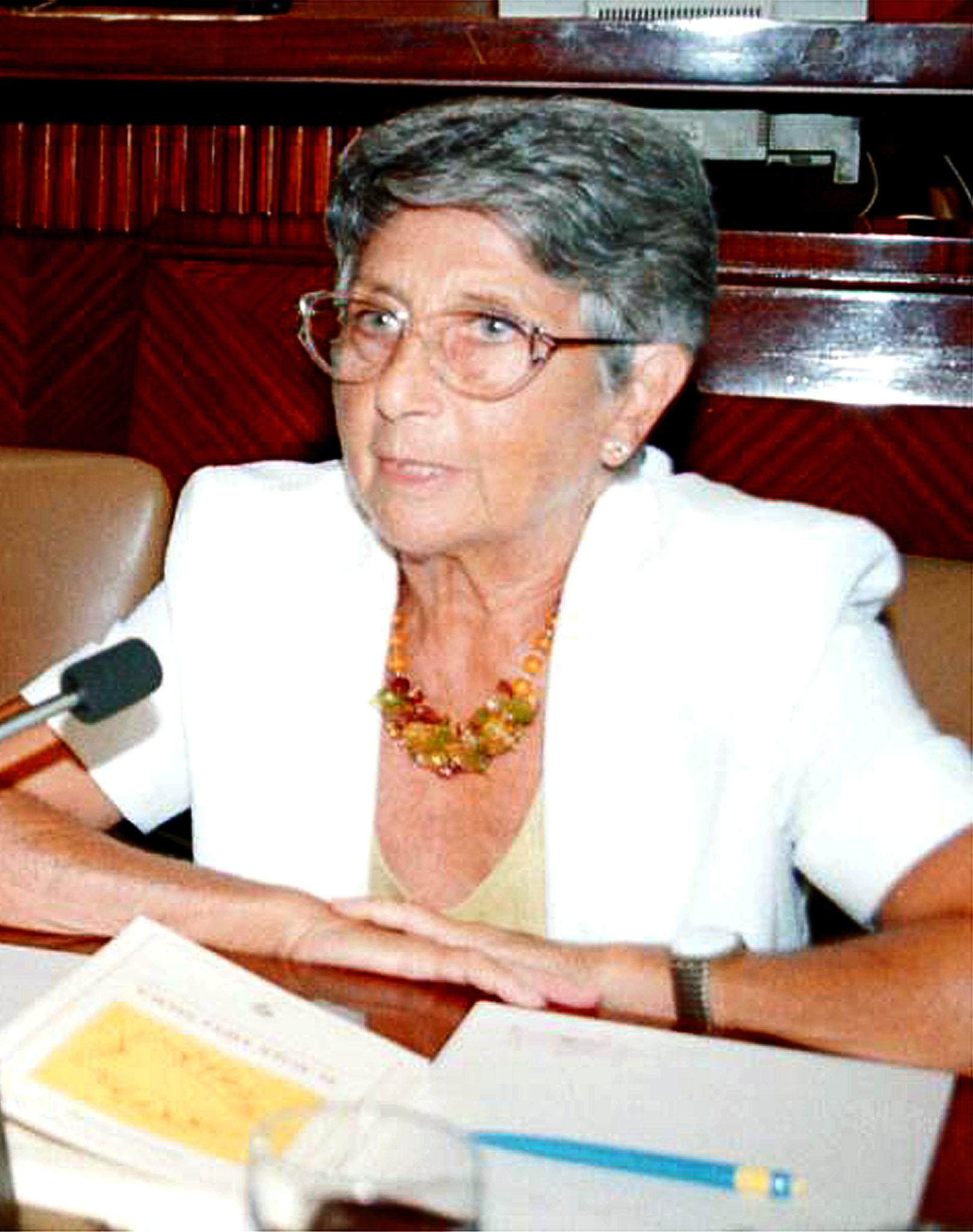 Pina Maisano Grassi è morta