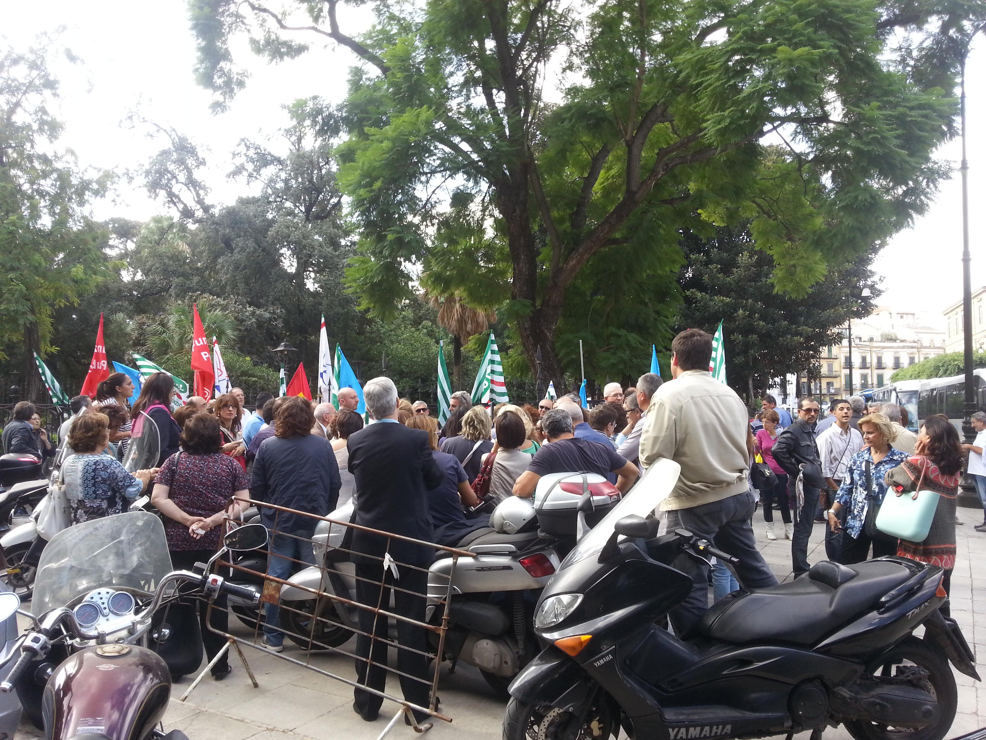 Enti previdenziali |Protestano i dipendenti - Live Sicilia