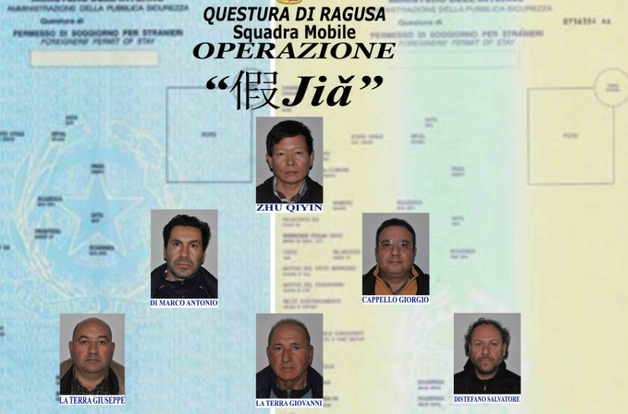 Una gang forniva documenti falsi per i permessi di soggiorno ...