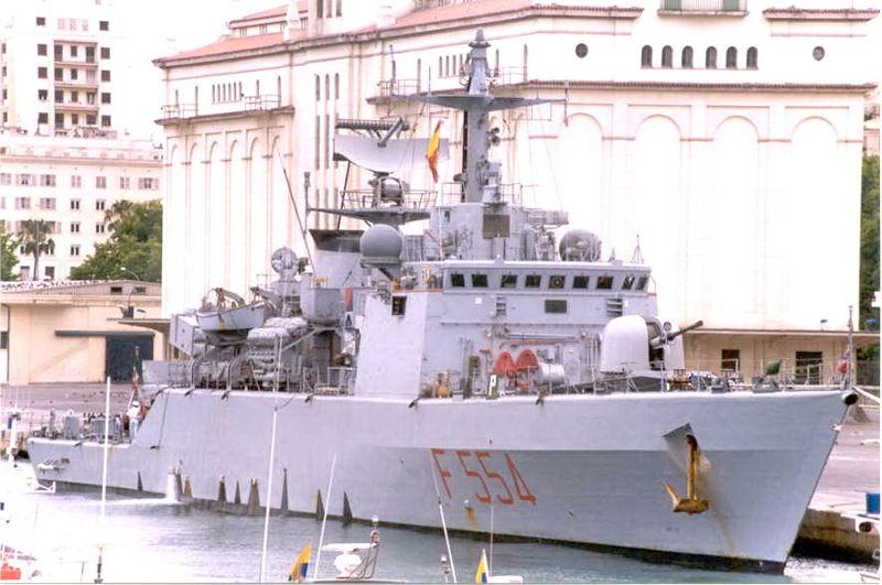 Tre corvette della Marina | in visita al porto di Palermo ...