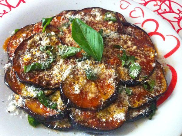 Ricetta del giorno: melanzane alla parmigiana live sicilia live