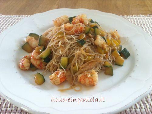 Ricetta per noodles