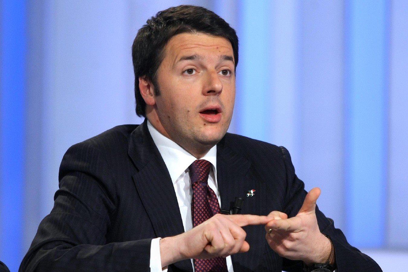 Renzi no a lezioni di legalit da chi nega la mafia for Deputati del pd