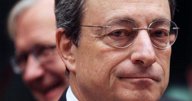 Mario Draghi: dare di più ai giovani
