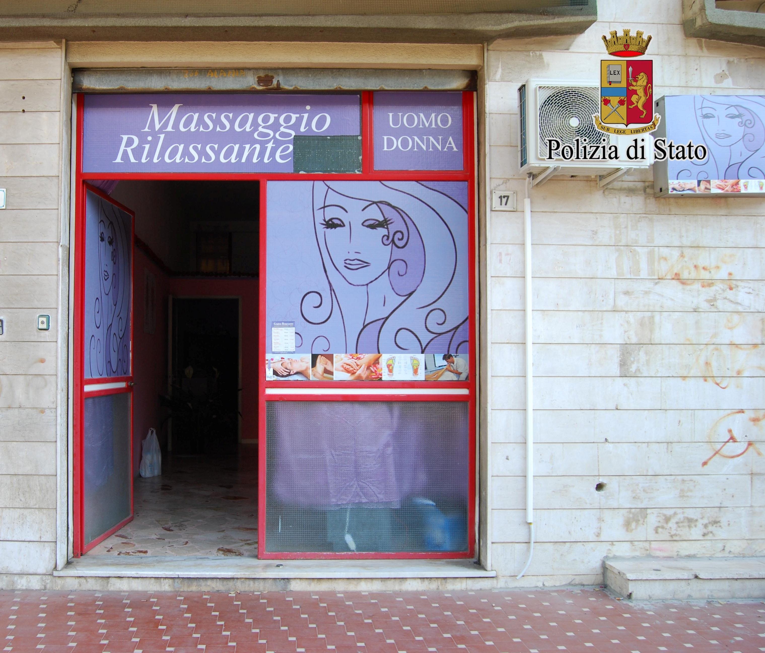 massaggio centro sesso
