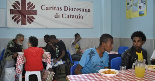 L'Help center di Catania.