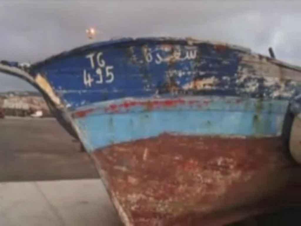 L'altra faccia dell'immigrazione: storia di Camille, adottato da Pantelleria