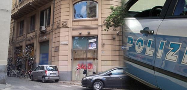 indagini, palermo, polizia, rapina violenta, via roma, Cronaca, Palermo