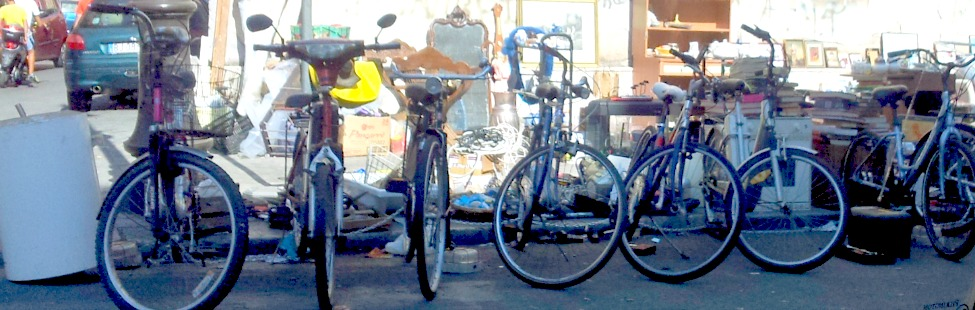 Vedono le loro bici rubate in vendita le volete costano for Mercatino dell usato siracusa