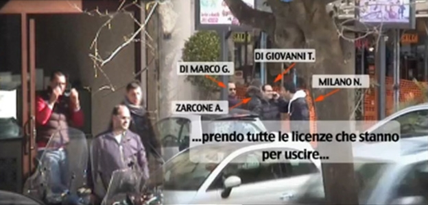Antonino Zarcone, bagheria, boss, carabinieri, fotografie, indagini, mafia, palermo, pentito, summit, Cronaca, Palermo