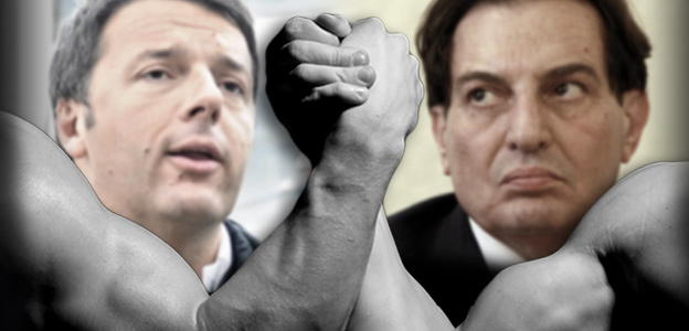baccei, braccio di ferro, crocetta, pd, renzi, sicilia, Politica