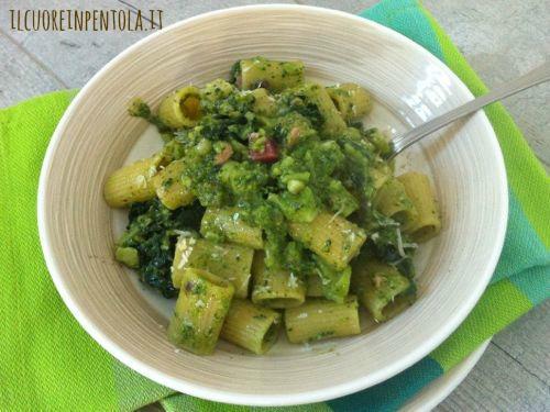 Ricette pasta con broccoli verdi