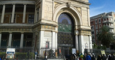 L'Ora della Terra a Palermo Luci spente al Politeama e in piazza Pretoria