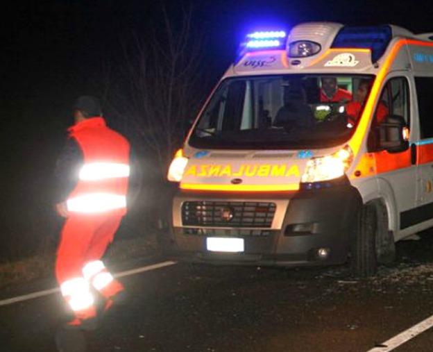 Bolgare, incidente tra due auto: un morto e tre ragazze ferite