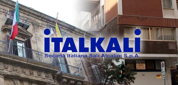 èartecipazione regione italkali, italkali, sale italkali, Economia