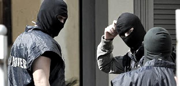 arresti, blitz, carabinieri, mafia, palermo, retata, santa maria di gesù, ventisette arresti, Cronaca, Palermo