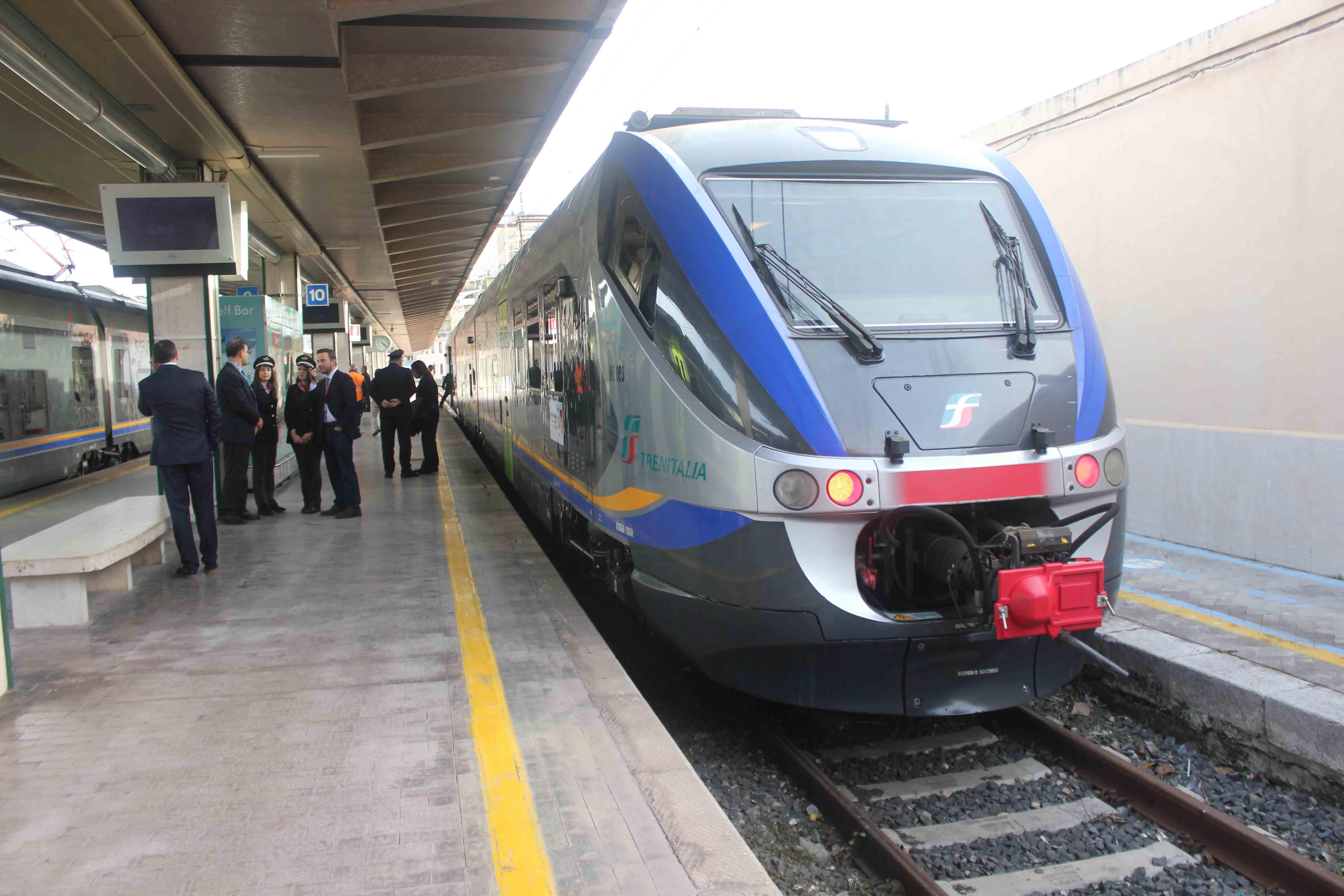 cancellato treno sicilia-roma incontro tra regione e trenitalia