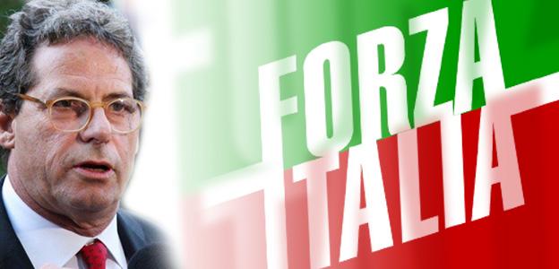 forza italia, gianfranco miccichè, saverio romano, silvio berlusconi