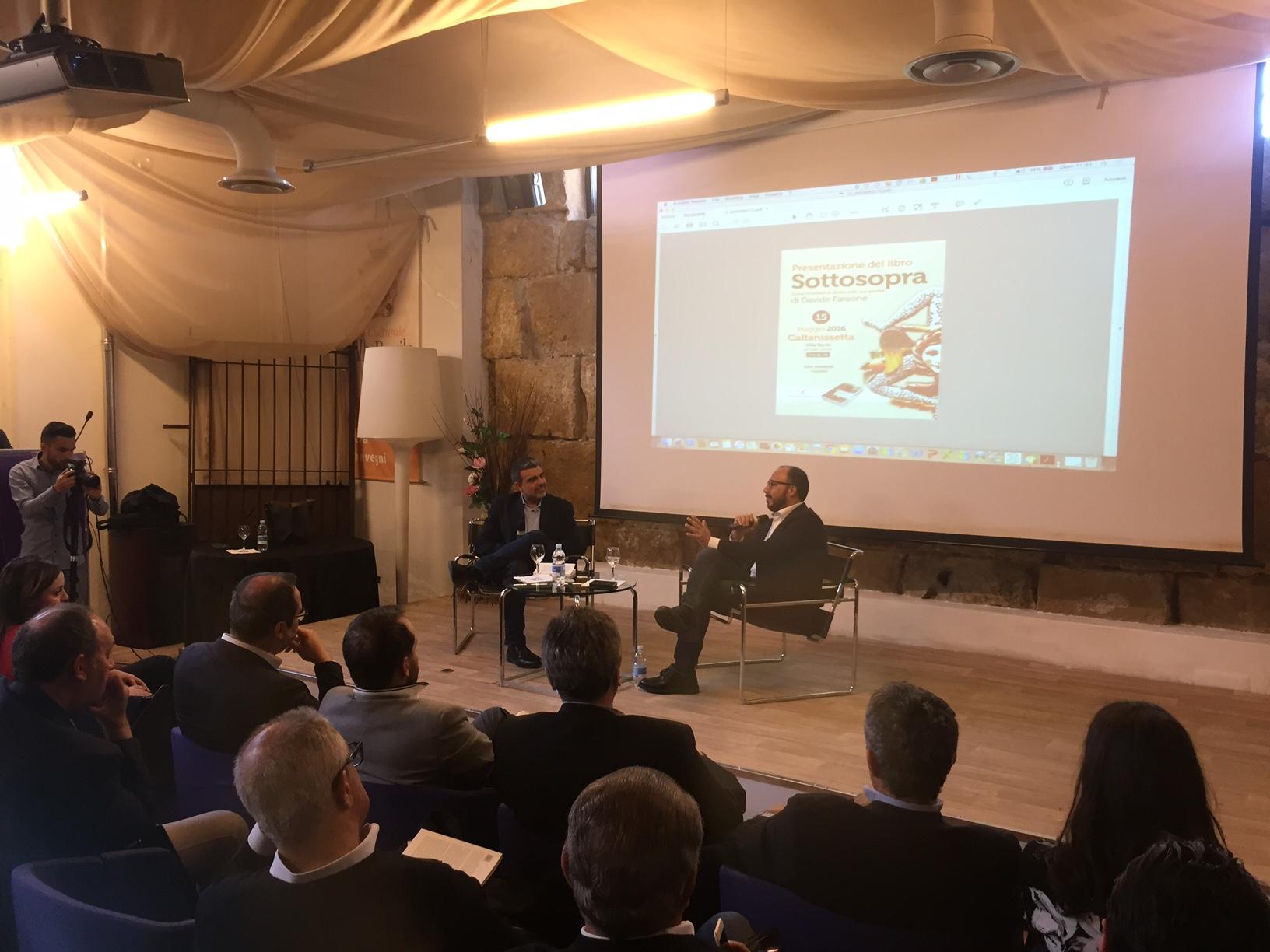 Maria Elena Boschi a Palermo, ministro incontra lavoratori Almaviva