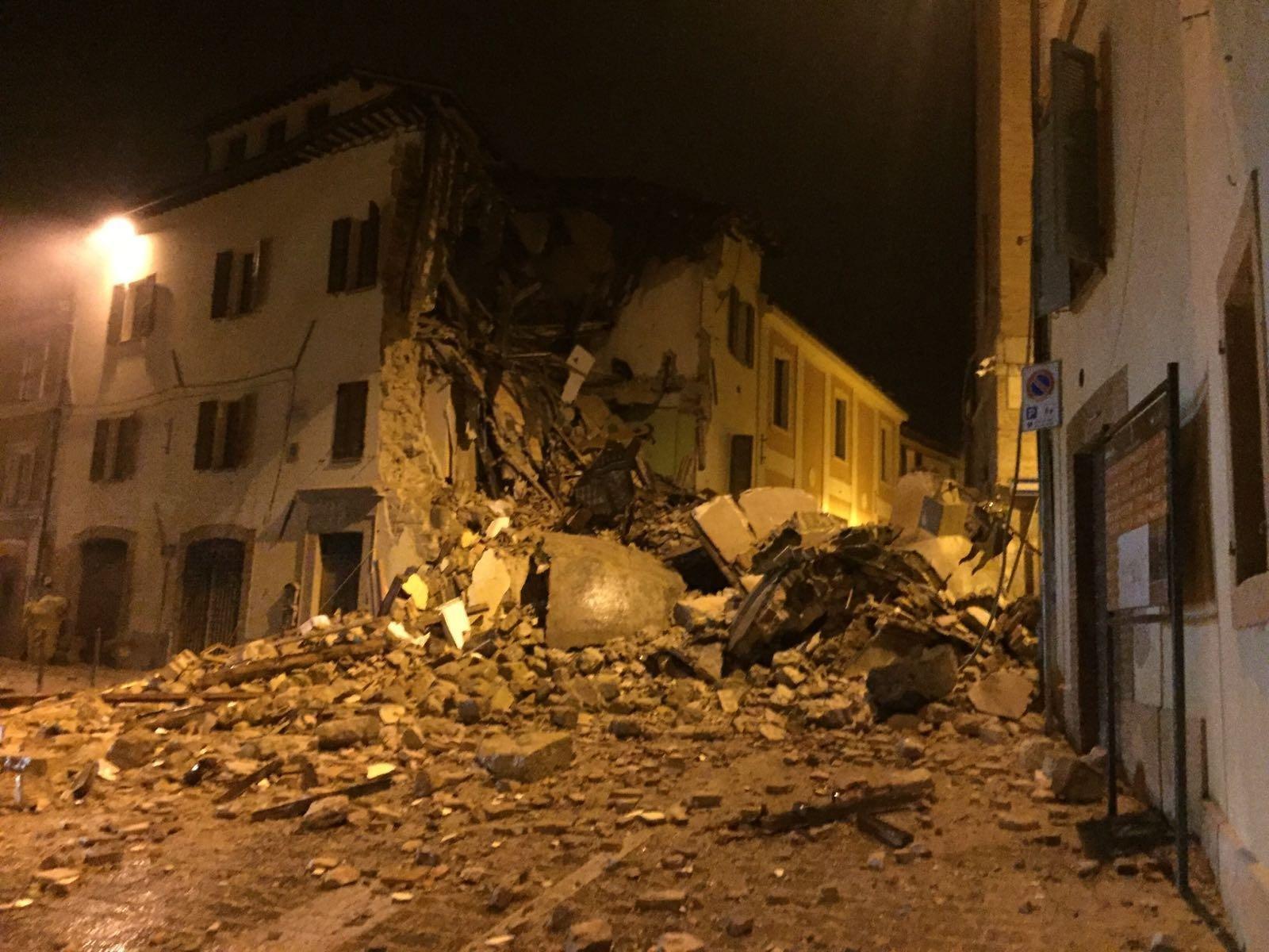 Il terremoto in Italia? Una punizione per l'Unesco
