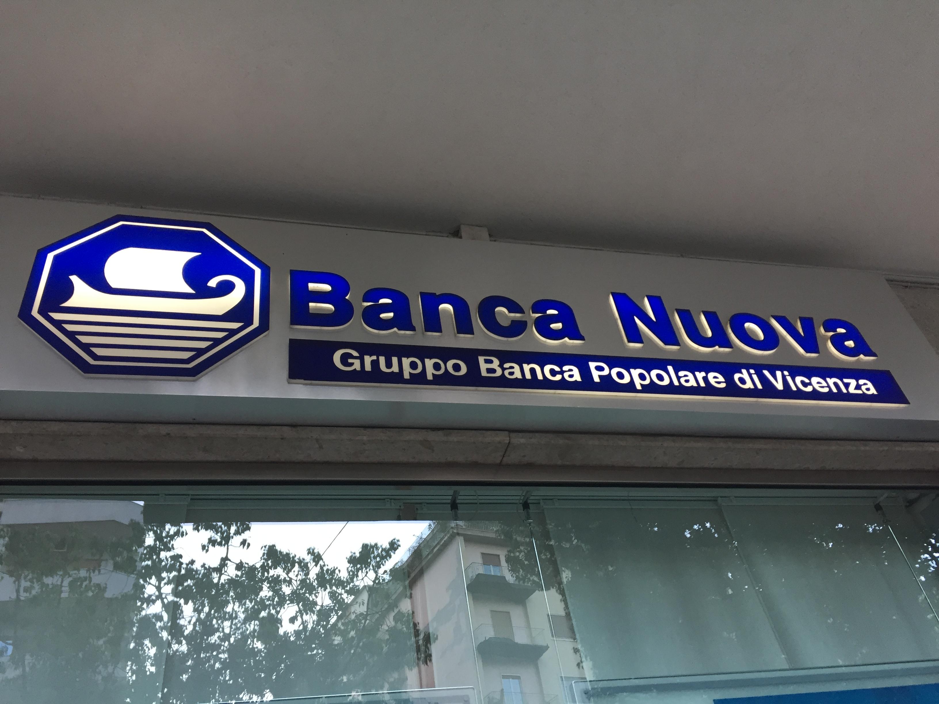 Banca nuova e le obbligazioni Un altra beffa per i clienti