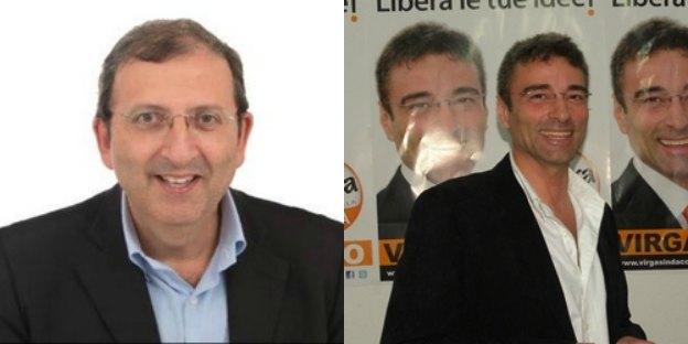 Virga eletto sindaco ad Altavilla, spoglio a Scicli Debutta legge elettorale