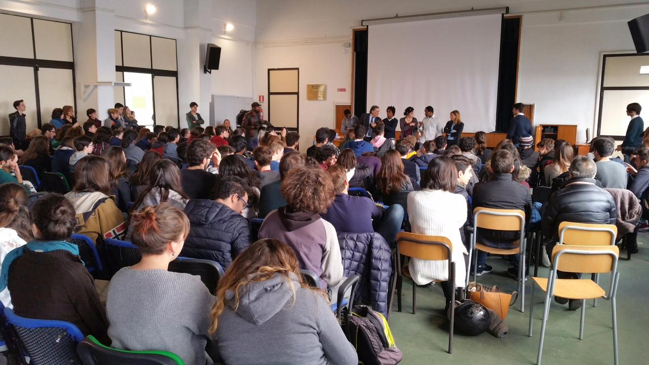 Settimana Dello Studente Orlando Al Liceo Cannizzaro