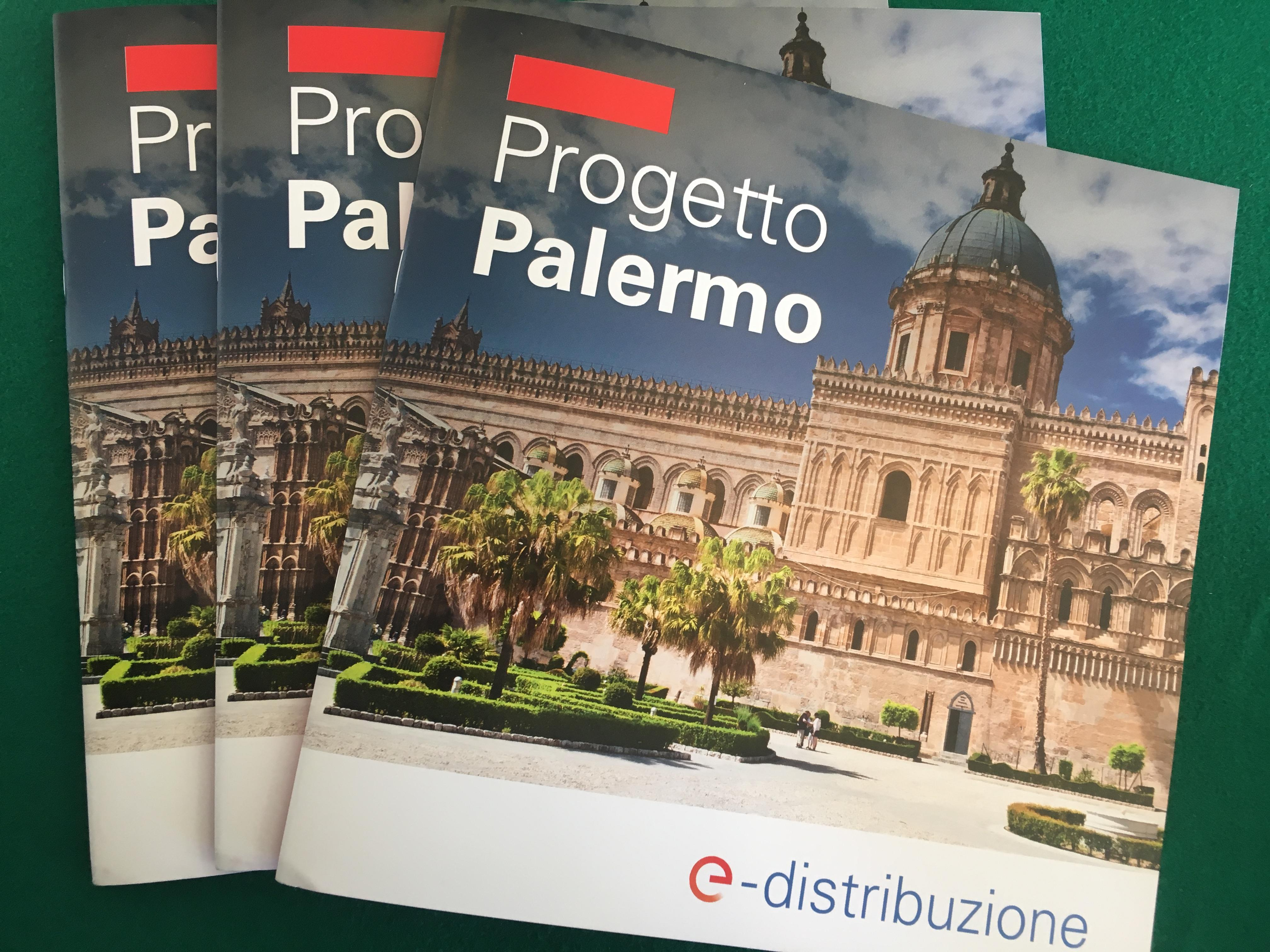 "Enel Pro to Palermo ""Cos¬ aumenta la qualit"""