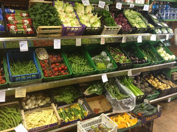 Verdure razionate e prezzi alle stelle live sicilia for Mercato frutta e verdura milano