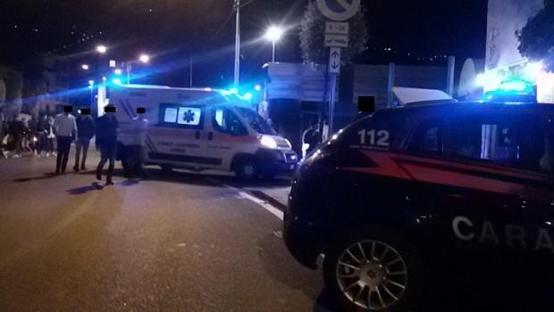 Incidente sulla Francesca, ferito grave portato a Careggi con l'elisoccorso
