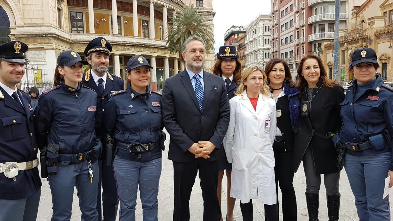 Otto marzo il questore alle donne denunciate ogni forma for Polizia di stato torino permesso di soggiorno