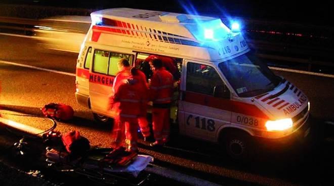 Villacidro, auto contro moto: centauro muore orrendamente mutilato