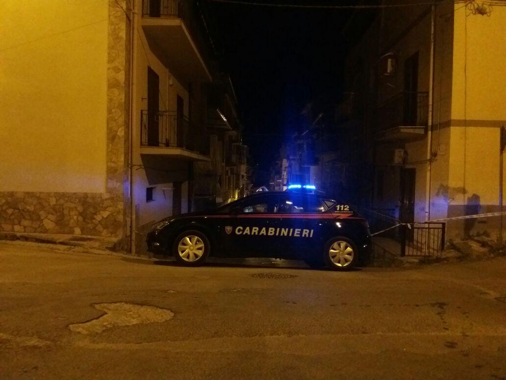 Sparatoria nella notte a Favara, colpi kalasnikov in via Torino