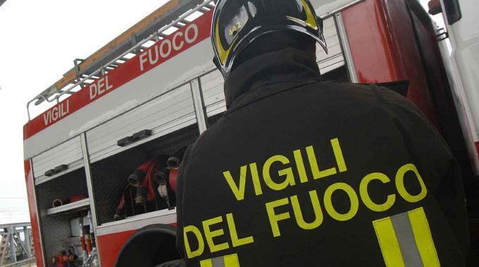 Esplosione in strada: shock a Roma