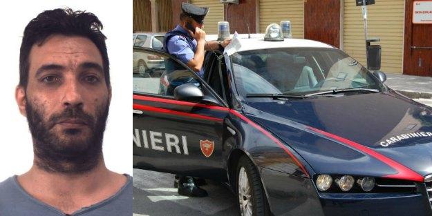 Tenta di rubare in un appartamento, inseguito dai carabinieri e arrestato