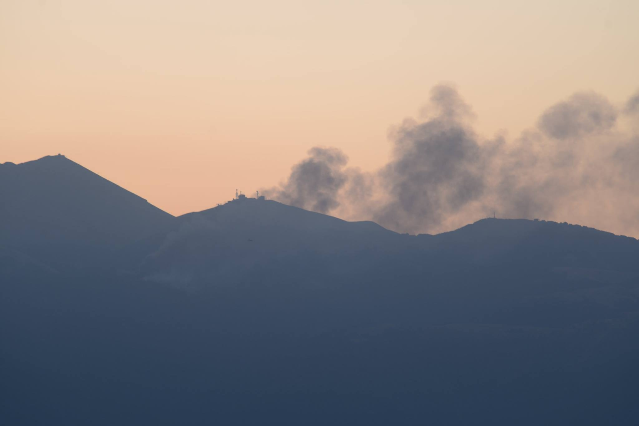 Incendi, rogo al Terminillo: evacuato campeggio tra i boschi