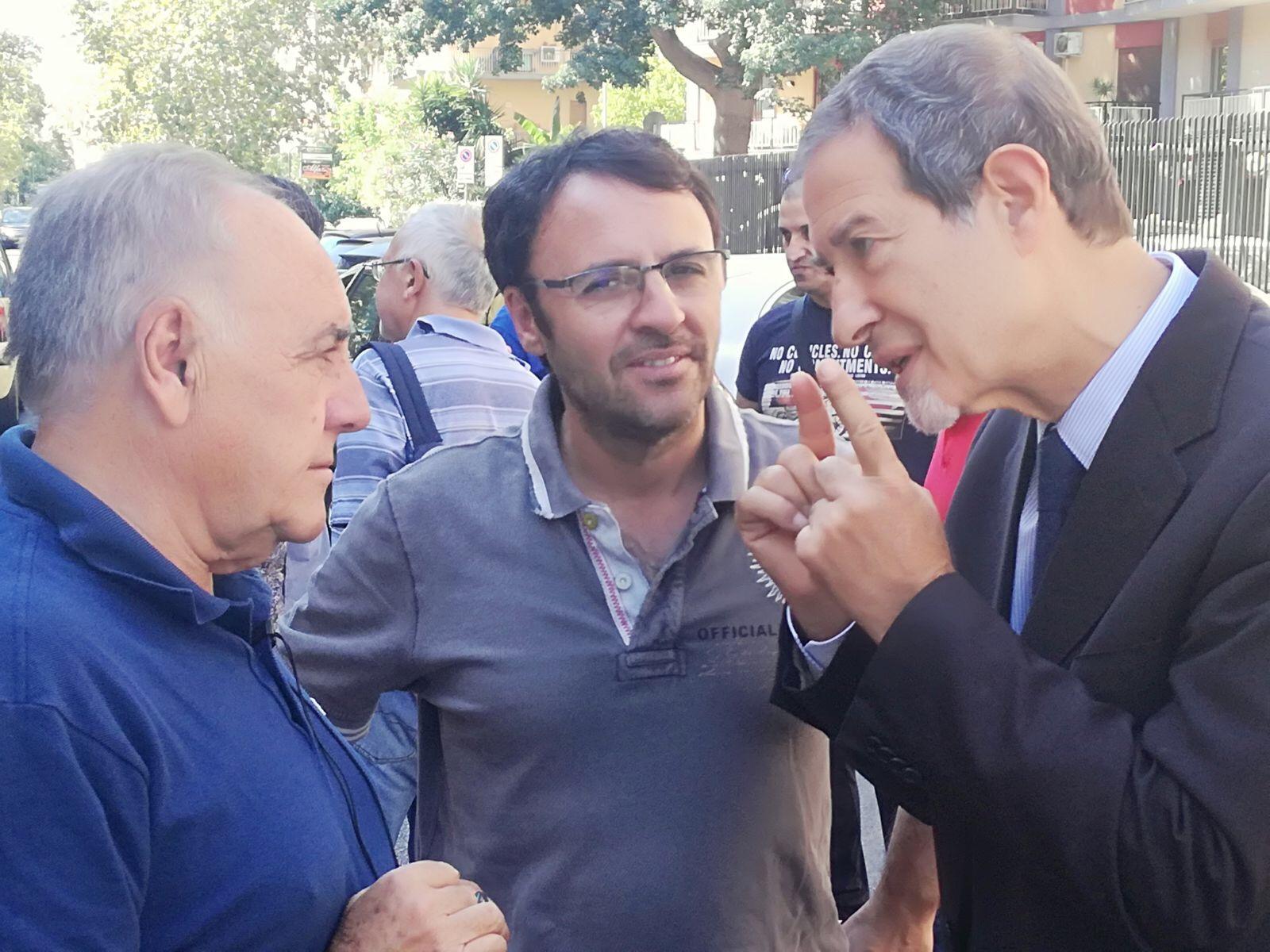 La Satira: il guerriero Berlusconi pronto per vincere