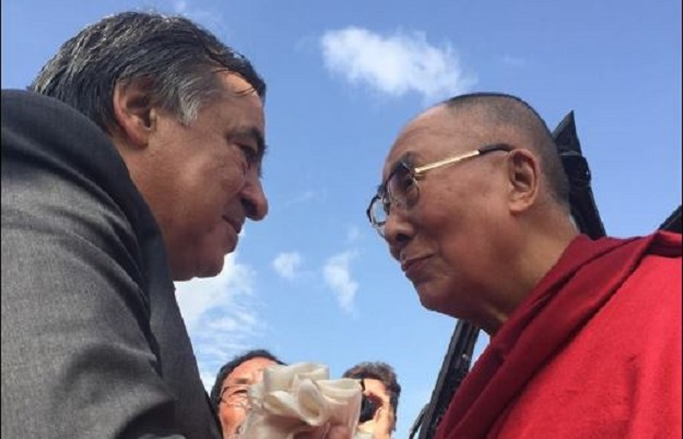 Terrorismo, Dalai Lama a Palermo: