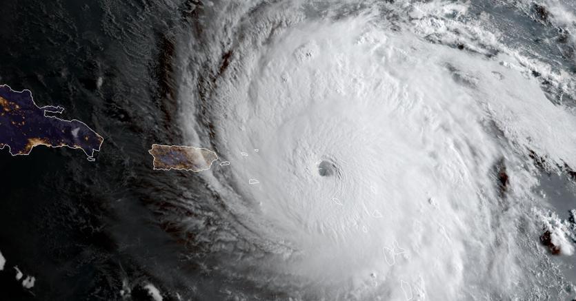 Uragano Irma, milioni di persone in fuga: