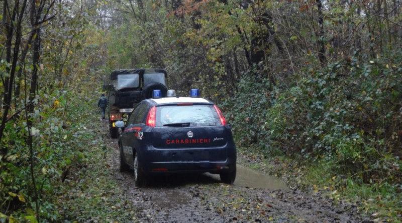 Varese, ragazza di 20 anni scompare nel bosco della droga